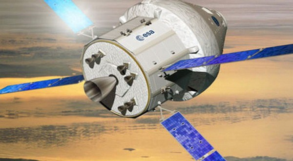 Nasa/Esa Orion spacecraft
