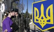 KŁOPOTY Z UKRAINĄ