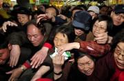 Chiny – panika na giełdzie
