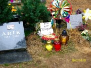 cmentarz zwierząt Nowy Konik 07/10/2012