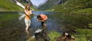 Norwegia – panorama kraju